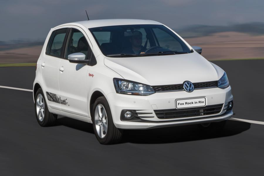 Volkswagen Fox Rock in Rio '2015